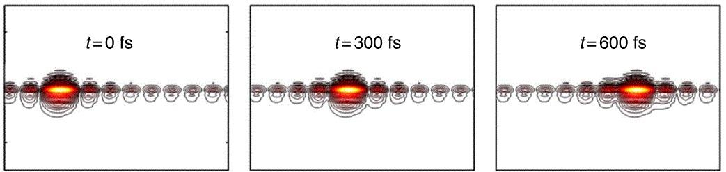 Plexcitons