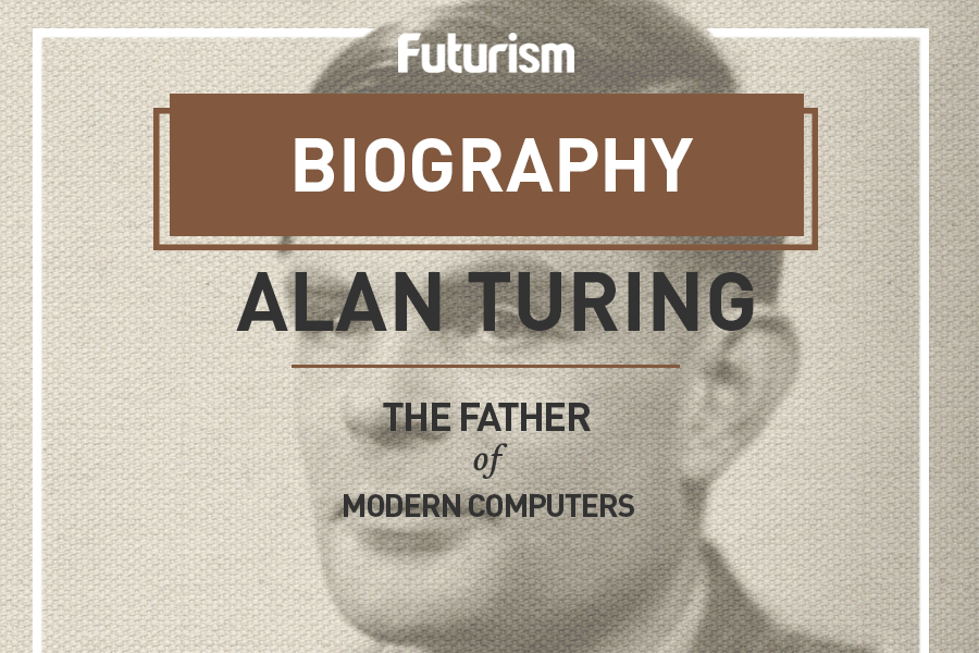 Alan Turing: The Father of Computer Science [Infographic]